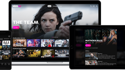 VTM brengt videoplatform VTM Go officieel uit met nieuwe functionaliteit