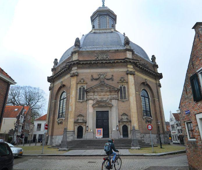De Oostkerk in Middelburg