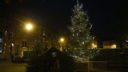 Geen gezellige kerst op Arenbergplein...