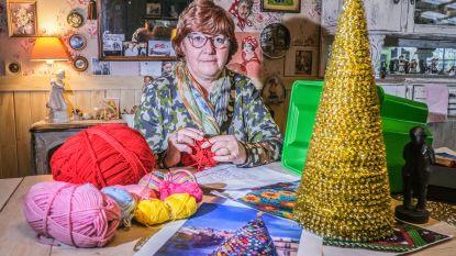 """Dominique vraagt hulp om grootste kerstboom van België te haken: """"Opbrengst naar goed doel"""""""