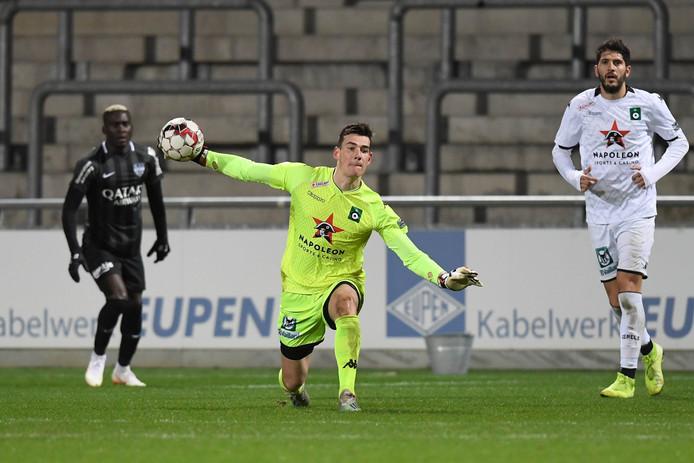 """Oud-doelman Yves Feys over huidig doelman Lennart Moser: """"Hij redde twee punten in Sint-Truiden."""""""