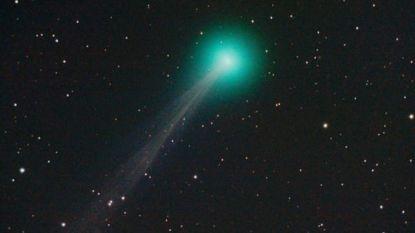 Komeet Swan wordt stilaan zichtbaar (maar u zal een verrekijker nodig hebben)