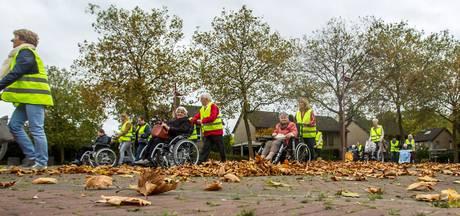 In één jaar veel steun en hulp gevonden in Waalre