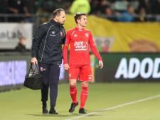 FC Twente laatste wedstrijden van kalenderjaar zonder Verhaegh