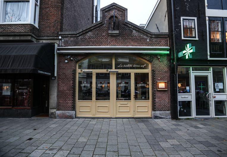 Parlotte, Westerstraat.  Beeld Eva Plevier