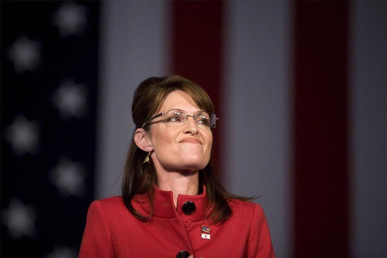 Sarah Palin (AFP) Beeld AFP