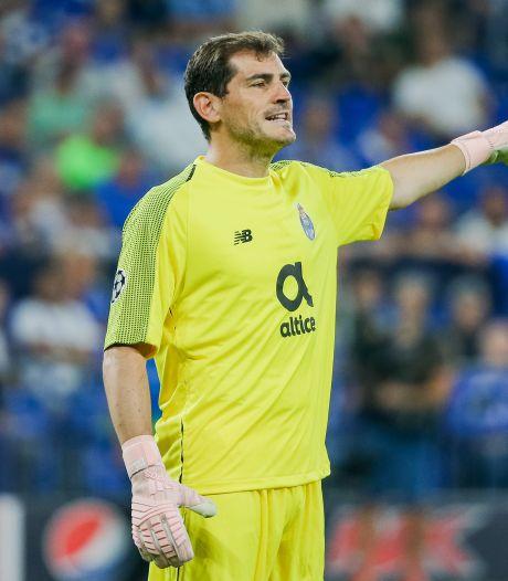 Porto neemt via video afscheid van Casillas