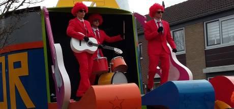 Carnavalsoptocht Kwadendamme afgelast door harde wind; ook in gemeente Hulst rijden in verschillende plaatsen geen wagens mee