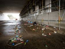 Politie maakt einde aan illegaal feest met honderden mensen in Zoetermeers bedrijfspand