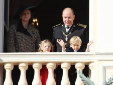 Monaco-tweeling prins Albert laat zich weer zien