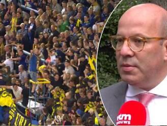 """""""Als Anderlecht rode lantaarn was geweest, had de Pro League dan dezelfde beslissing genomen op 15 mei?"""""""