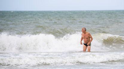 """""""Nu al zwemmen in zee? Levensgevaarlijk"""""""