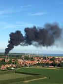 Brand in Zierikzee