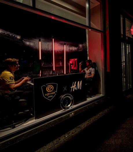 H&M nieuwste partner van Nederlandse FIFA-competitie