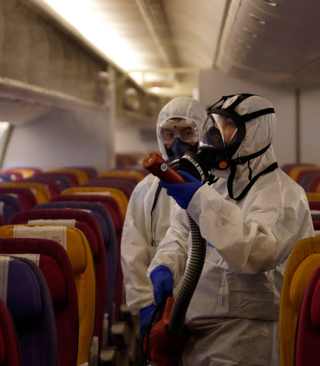 Vijf Limburgers niet in quarantaine na verblijf in Wuhan, één ziek maar niet door coronavirus