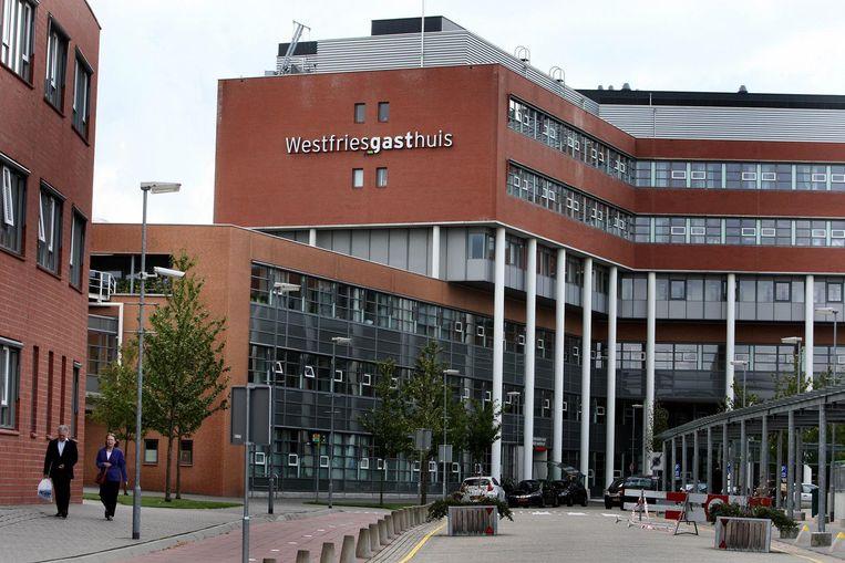Het Westfriesgasthuis in Hoorn mocht fuseren, zoals de meeste ziekenhuizen Beeld anp