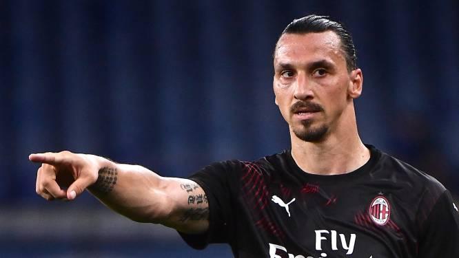 Zege voor Lazio (waar Immobile op één goal van record staat) en Ibra wijst Milan de weg met twee goals