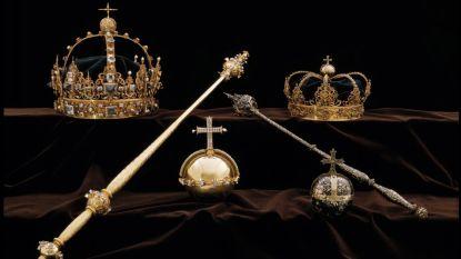 Nieuwe arrestatie in verband met gestolen kroonjuwelen in Zweden