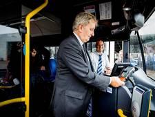 Contant geld vanaf zondag definitief verdwenen uit bus