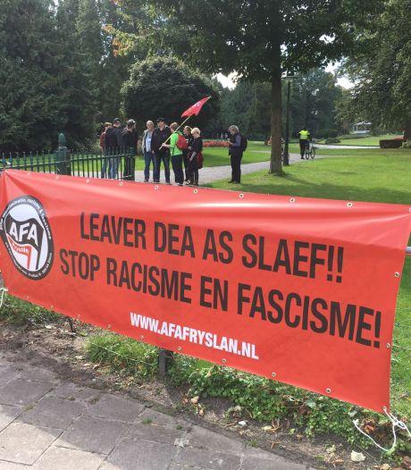 Politie pakt AFA-kopstukken op in Enschede