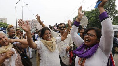 Daders fatale groepsverkrachting in Indiase bus ontlopen doodstraf niet