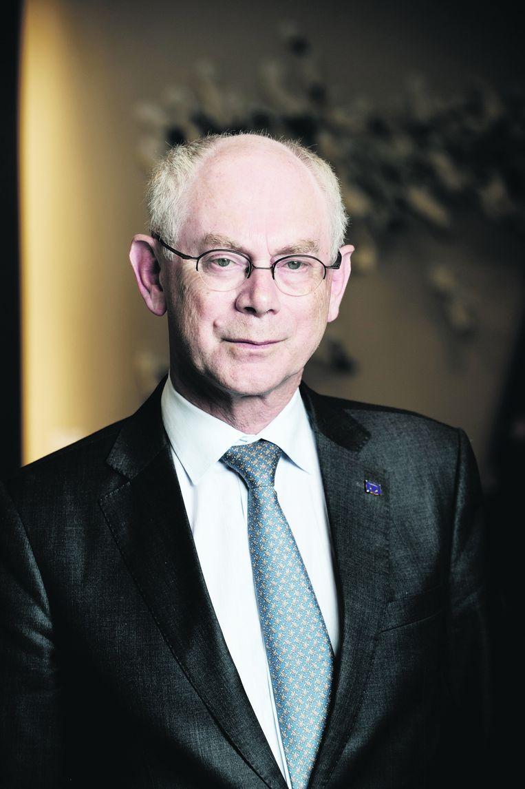Herman Van Rompuy Beeld