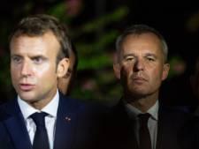 Macron a déjà tourné la page Rugy