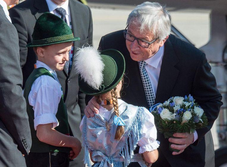 Jean-Claude Juncker, Europese Commissie. Beeld anp