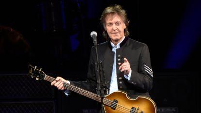 Paul McCartney haalt op nieuw album uit naar president Trump