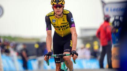 """Laurens De Plus maakt de strijd om geel vanop de eerste rij mee: """"Niemand weet wanneer ik kapot ga"""""""