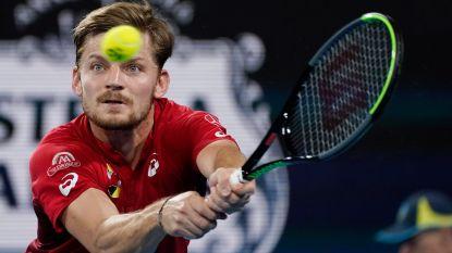 Goffin 11de op eerste ATP-ranking van 2020 - Flipkens onderuit tegen Bouchard in Auckland