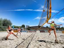 Opwarmer EK, maar beachvolleyballers spelen vooral voor hun eigen lol
