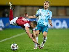 Internationals Vitesse terug: Maar eerst testen en dan pas trainen