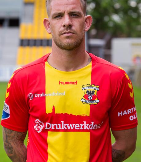 Kevin Brands verkast naar Almere City FC