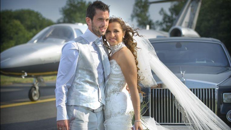De definitieve breuk tussen Steven Defour en zijn ouders kwam er op het trouwfeest in juni vorig jaar.