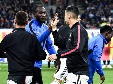 La confidence de Cristiano Ronaldo à Romelu Lukaku sur la Serie A
