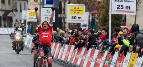 Pantano schrijft vijfde rit Ronde van Catalonië op zijn naam