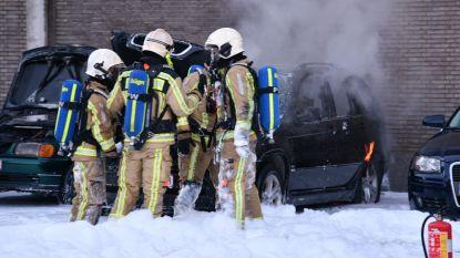 'Verdachte' autobranden in Hoboken niet aangestoken