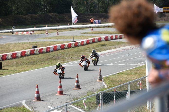 NK Junior Moto Racing in Veldhoven