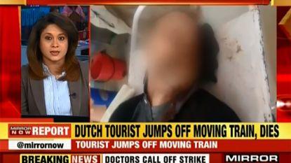 Nederlander springt in India uit rijdende trein en overlijdt