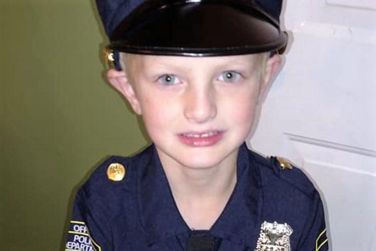 De 6-jarige Malachi Fonczak