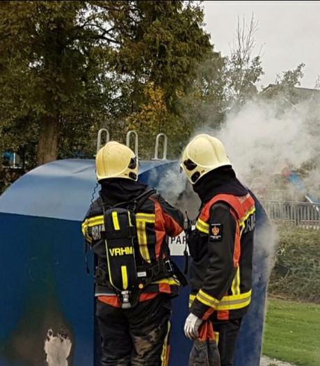 Politie zoekt getuigen brandstichting Ter Aar