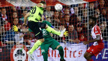 HERBELEEF: Moeskroen verliest met 1-3 van Standard en slikt tweede thuisnederlaag van het seizoen