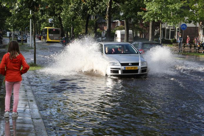 Is De Bilt nog wel berekend op klimaatverandering? Zijn er genoeg mogelijkheden om regenwater op te vangen?