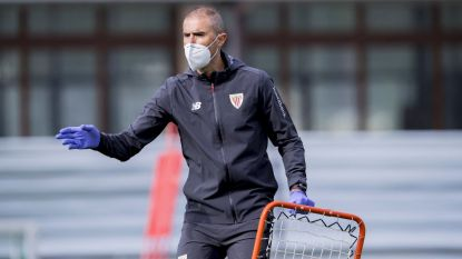 Football Talk. Athletic Bilbao verlengt contract van coach Gaizka Garitano