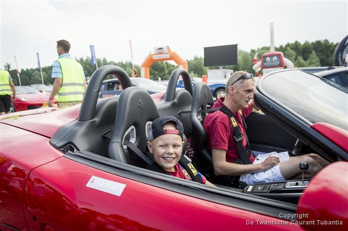 Archiefbeeld: Good Cause Rally 2015