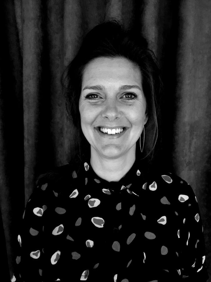 Katrien Klomp, zorgverlener in het Bernhoven Ziekenhuis in Uden