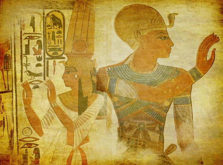 Vann's versie van Medea speelt zich 3250 jaar geleden af, ten tijde van de Egyptische farao's. Beeld Thinkstock