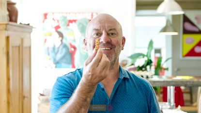 """Piet Huysentruyt bijt tanden stuk op Grills-chips : """"Dit is allermoeilijkste dat ik ooit heb gedaan"""""""