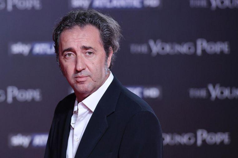 Regisseur Paolo Sorrentino. Beeld afp